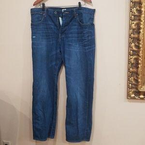 Mens Lucky Brand Jeans l.edition Steve McQueen